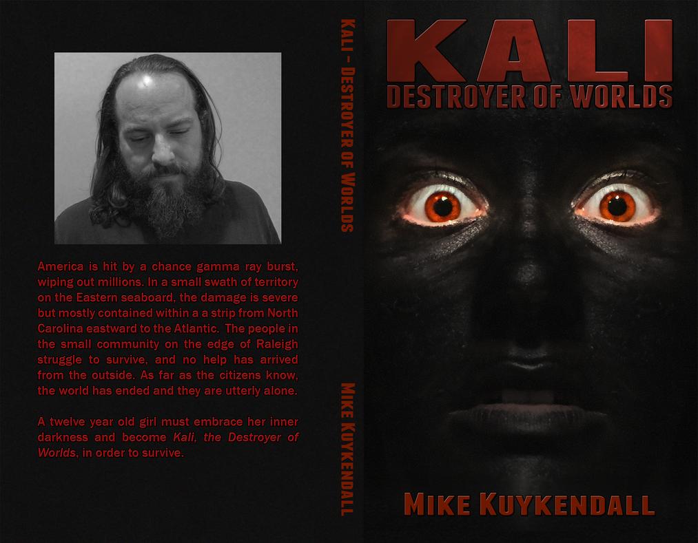 Kali Book Cover by zamfir