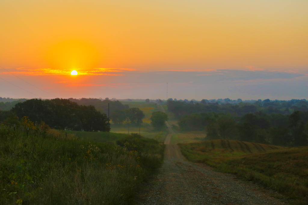Country Roads 4 by zamfir