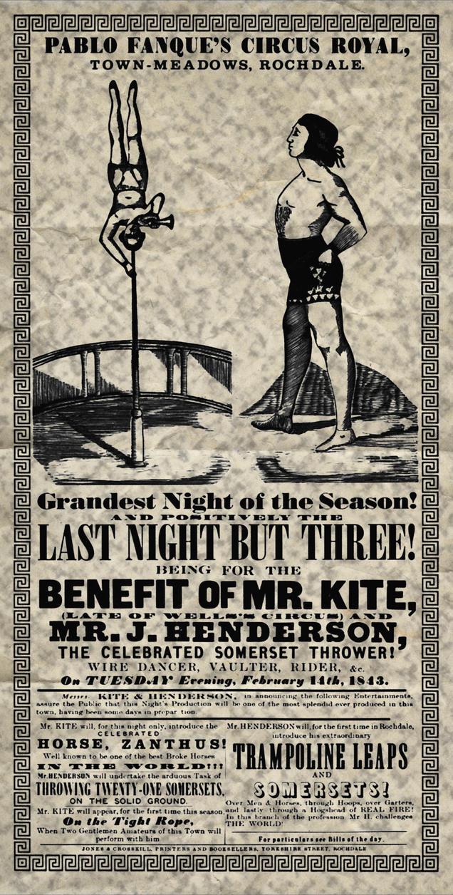 Mr Kite by zamfir