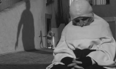 8 1 - 2 Federico Fellini 1963 by MaxPoe