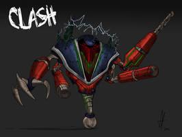 Reboot: Clash by AdoubleA
