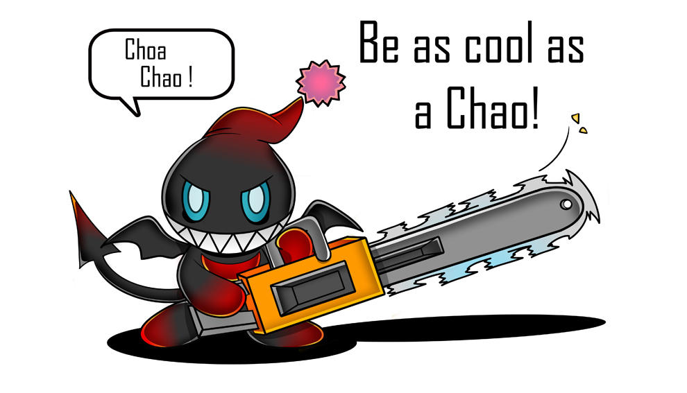 be as cool as a Chao by AdoubleA