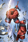 Avenging Spider-man Preview 1