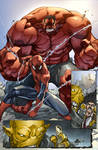 Avenging Spider-man Preview 3