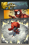 Avenging Spider-man Preview 4