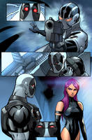 Deadpool X-Force by DonoMX