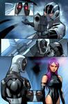 Deadpool X-Force by DonoMX