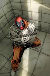 Deadpool Splash page by DonoMX