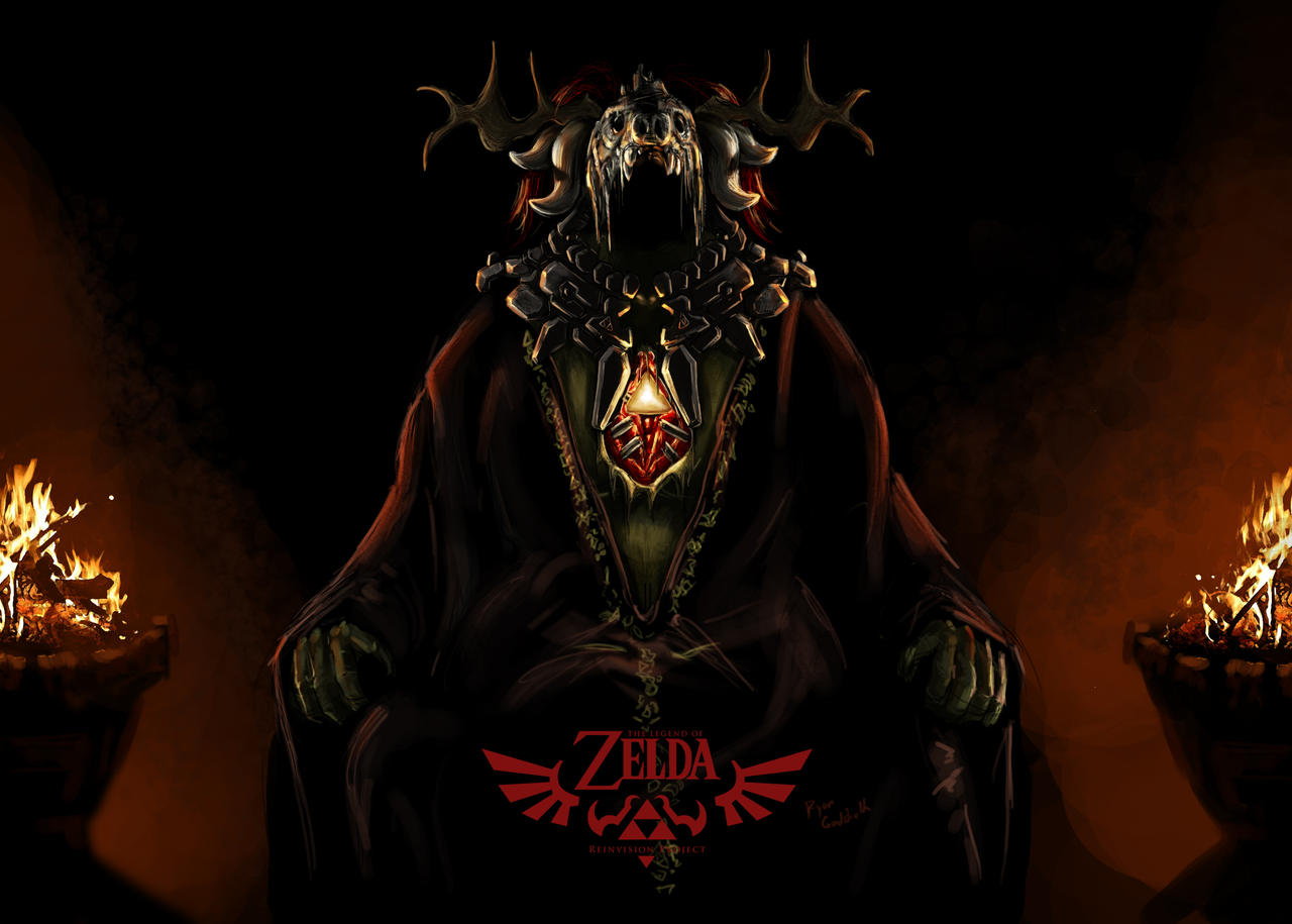 Legend of Zelda: Ganon