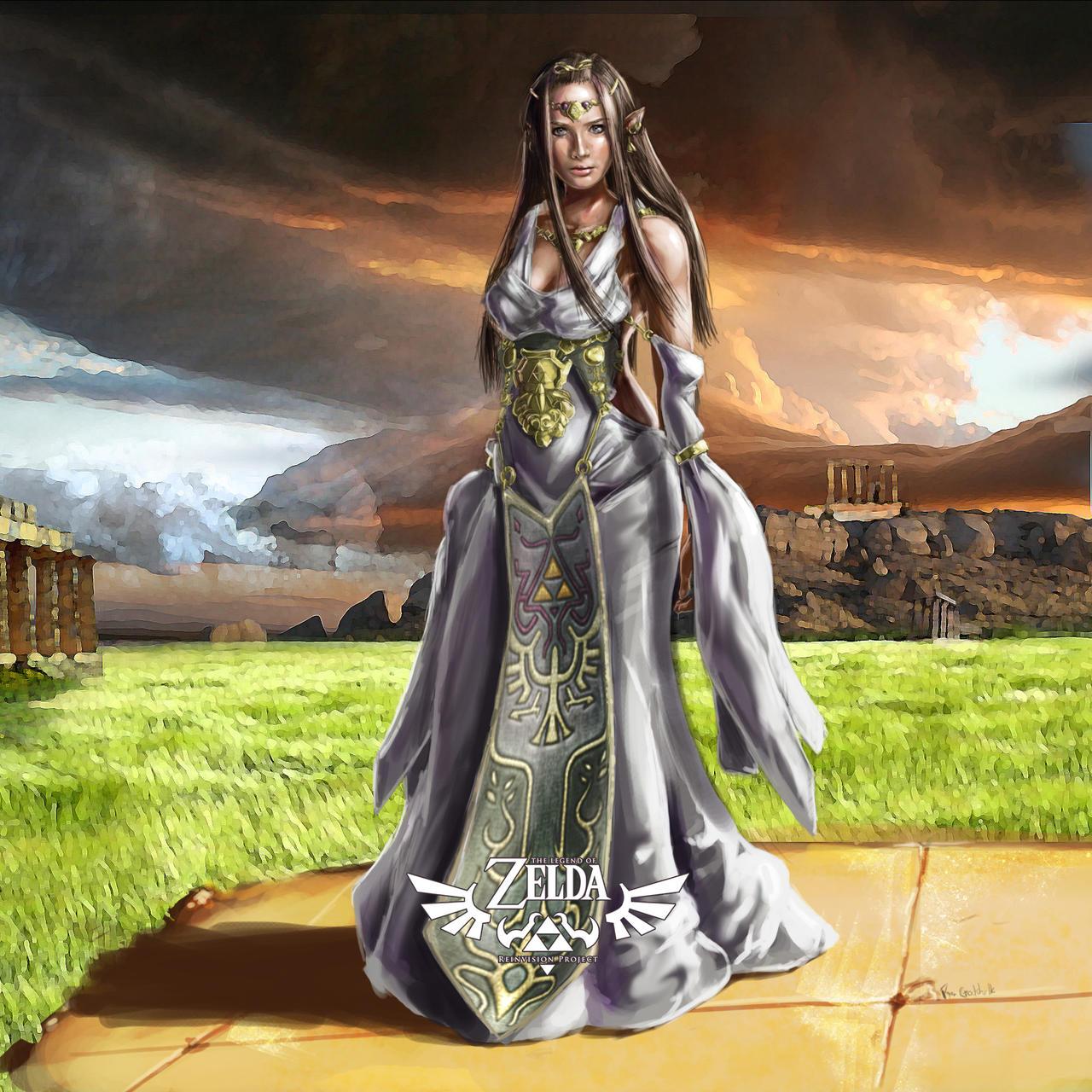 Legend of Zelda: Zelda Concept