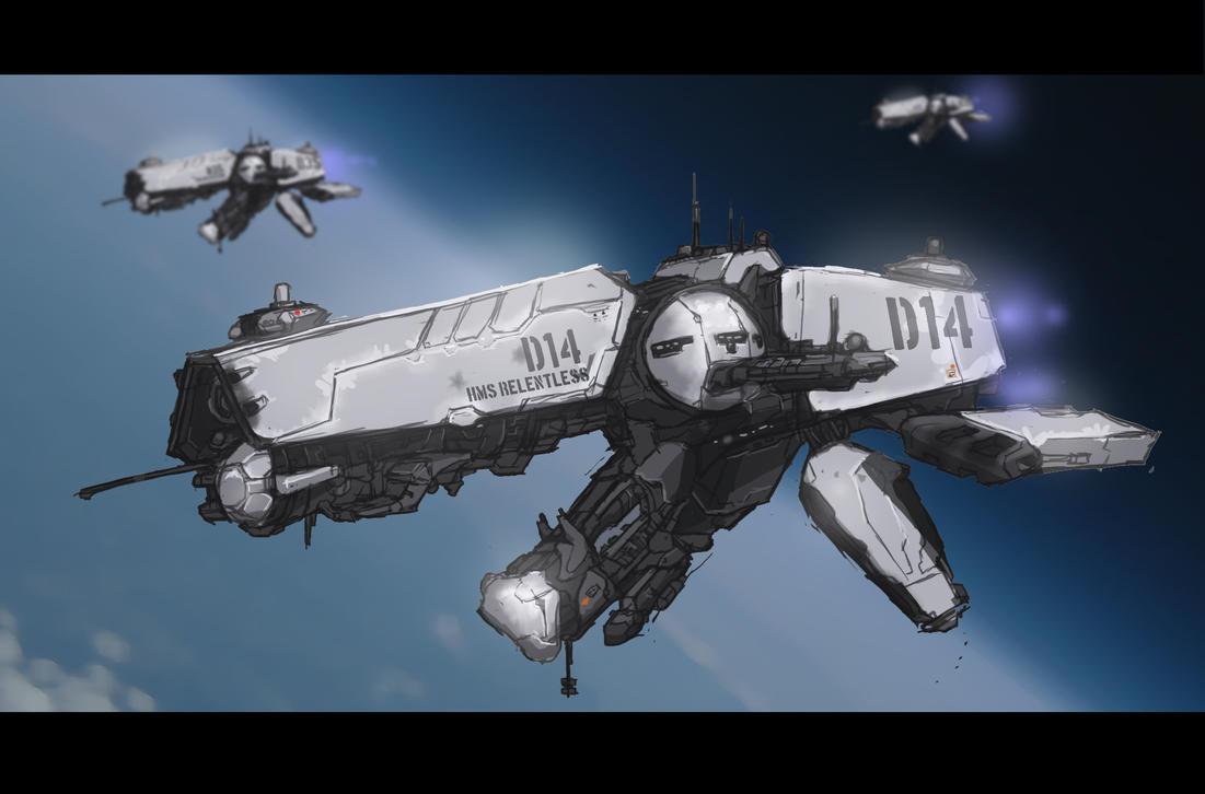 Spaceship Tour Of Universe