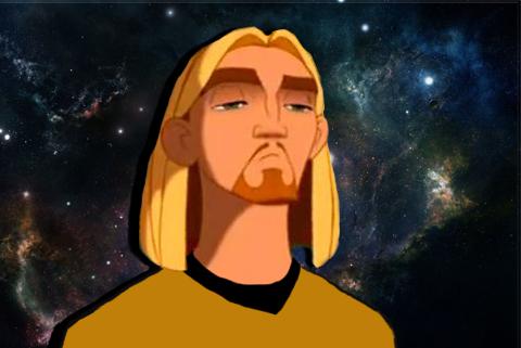 Captain Miguel 'miguel, kirk' by gerbilzrox