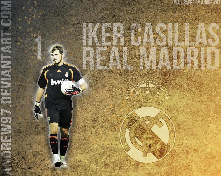 Iker Casillas Wallpaper By Andrew97