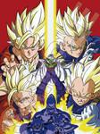 Dragon Ball Gaiden VJump Cover