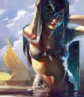 The Little Mermaid : dream of eternity by PierreDroal
