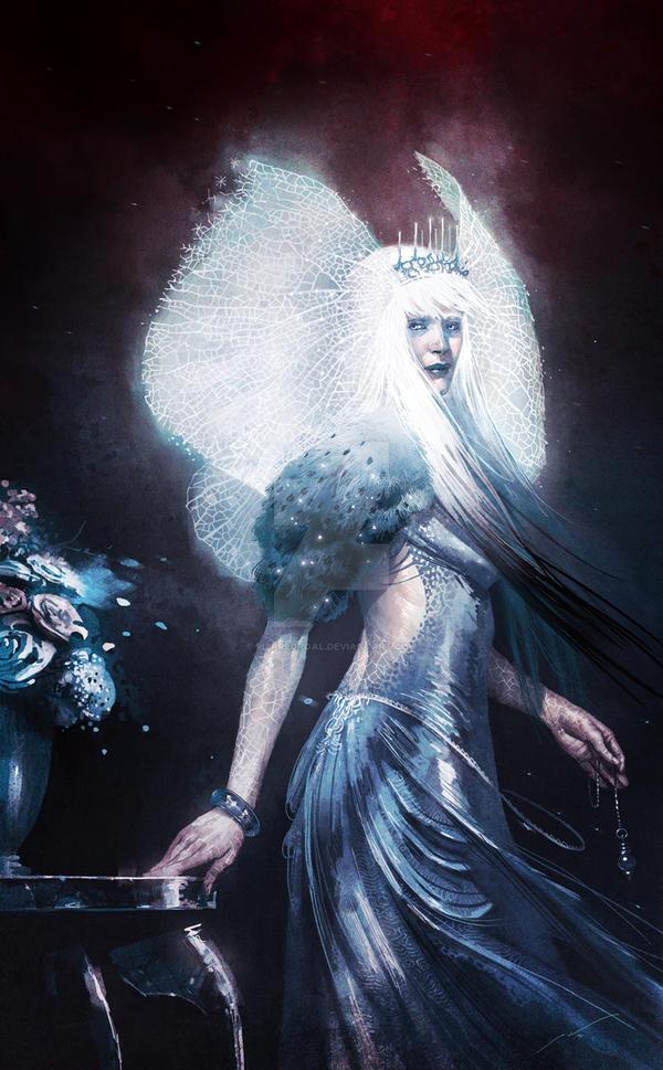 The Snow Queen (Andersen) by PierreDroal