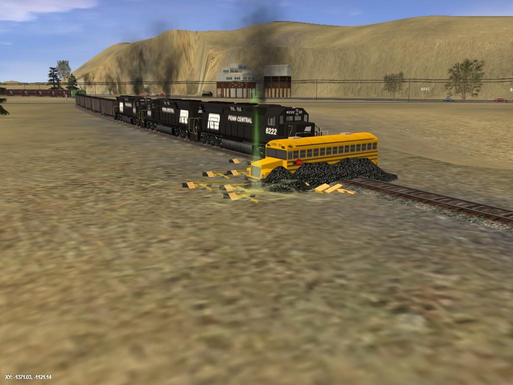 Trainz Rail Disasters 3 Congers Ny Bus Vs Train By Xxbobby On Deviantart