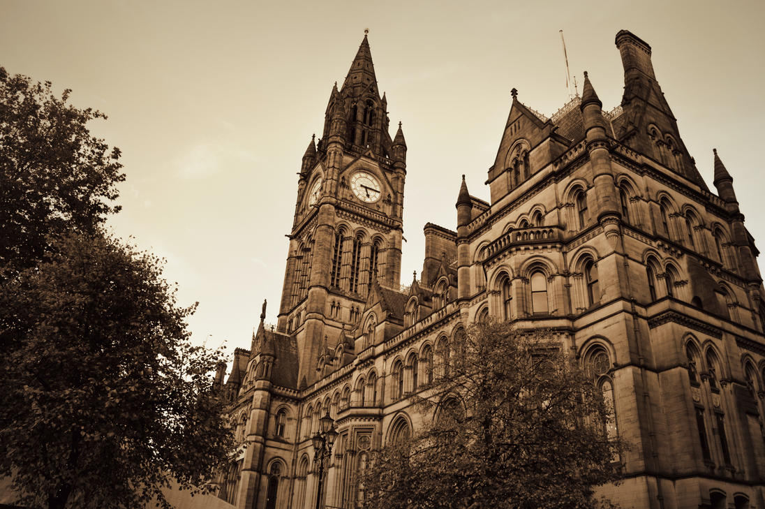 Manchester Town Hall 4 by Renan21