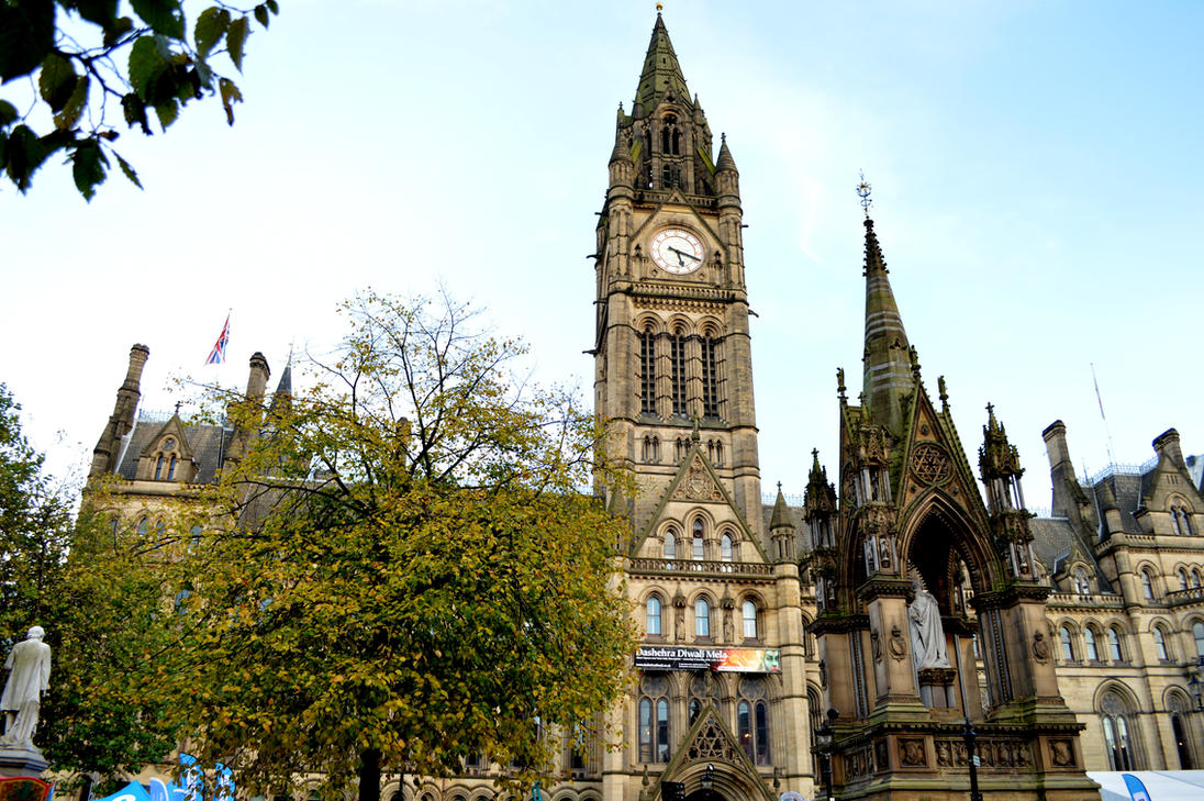 Manchester Town Hall 5 by Renan21
