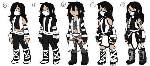 MK: Alternate Costumes