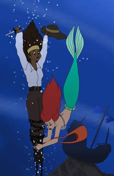 Ariel Saves Anamaria