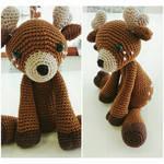 Little Deer Amigurumi