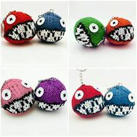 Yoshi's Woolly World Knitted Yarn Balls + Pattern
