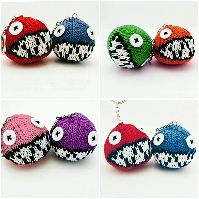 Knitting Pattern Yoshi : Yoshis Woolly World Knitted Yarn Balls + Pattern by ...