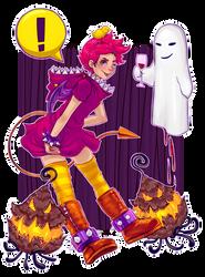 Halloween Kumatora!