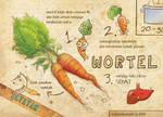 Veggie WORTEL