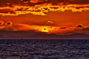 Sunset by fotomanisch