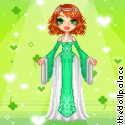 Caitrin Green Princess Gurl :D 2 by Mingbatrox108