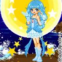 Hanon Blue Mermaid Princess by Mingbatrox108