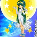 Rina Green Mermaid Princess by Mingbatrox108