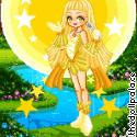 Coco Yellow Mermaid Princess by Mingbatrox108