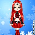 Eliska the Red Gothic Gurl by Mingbatrox108