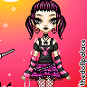 Elie the Pink Gothic Gurl by Mingbatrox108