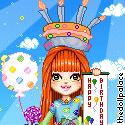 NINA'S B-DAY GIFT by Mingbatrox108