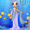 Alzena the ocean goddess by Mingbatrox108