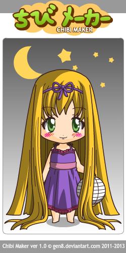 Rapunzel~ by Mingbatrox108