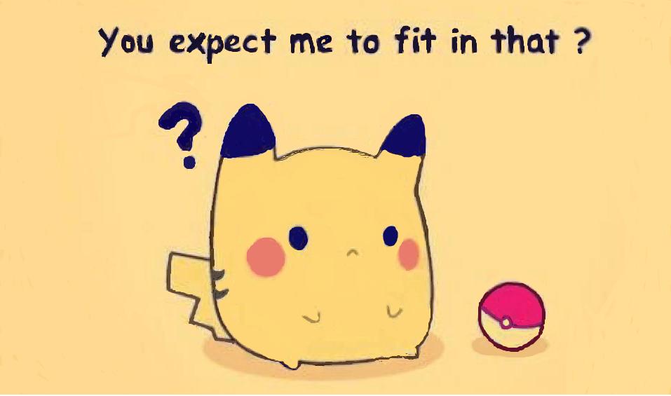 Pikachu :3 by akari-61