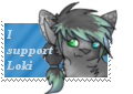 LokiiPokii stamp commission by DragonDodo