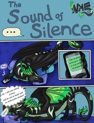 NME 4: The Sound Of Silence by DragonDodo