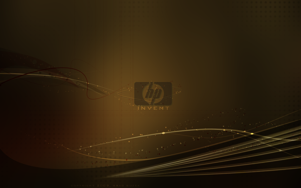 wallpaper hp. HP Wallpaper by ~bradguzek on