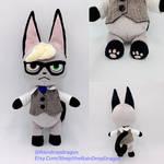 Raymond, Animal Crossing New Horizons Plushie