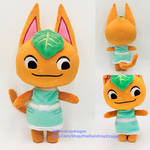 Tangy, Animal Crossing New Horizons Plushie
