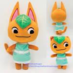 Tangy, Animal Crossing New Horizons Plushie