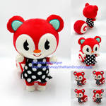 Poppy, Animal Crossing Custom Outfit