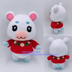 Flurry, Animal Crossing New Horizons Plushies