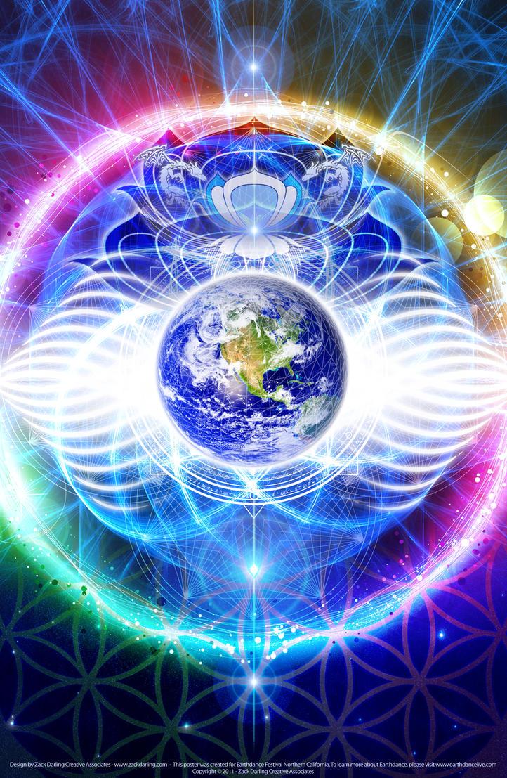 Earthdance 2011 by zdca
